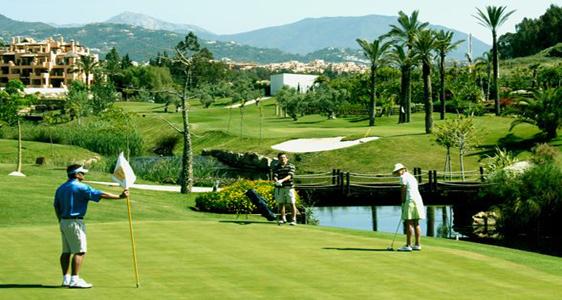 campanario golf course